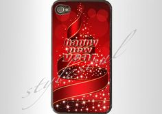 Christmas-Noel iPhone 4 case, iPhone 4S case, Phone Cases, Holiday, Merry Christmas