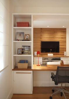 Top 10 Stunning Home Office Design Home Office Setup, Home Office Space, Home Office Design, Interior Design Living Room, Office Style, Minimal House Design, Study Table Designs, Small Home Offices, Study Rooms