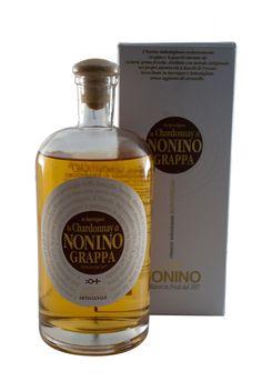Nonino Grappa Chardonnay / 41% vol (0,7L)