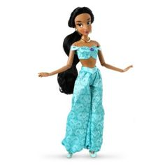 Jasmine Classic Doll - 12'' disneystore.com