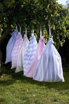 £12.95 Laundry Bag in pavillion