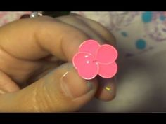 this will blow your mind DIY pinterest inspired nail polish flowers - YouTube