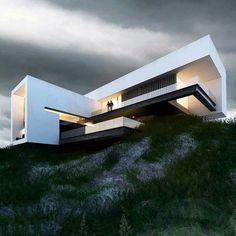 Modern design by Humberto Cassa #Mexico