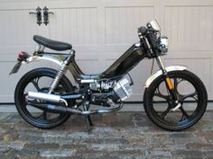 Moped Photo Gallery - 2005 Tomos Targa LX