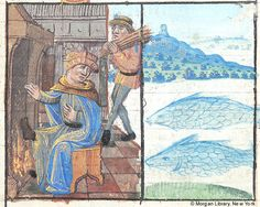 Book of Hours, MS M.175 fol. 1v - Images from Medieval and Renaissance Manuscripts - The Morgan Library & Museum