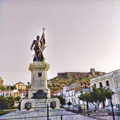 #Medellín #castillo #HernánCortés #prisma