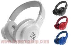 Bezdrôtové slúchadlá na uši JBL E55BT prinášajú charakteristický JBL zvuk priamo do vašich uší. E55BT sú jedným z najvšestrannejších výrobkov vôbec, majúce až 20 hodinovú výdrž batérie, inovatívny, štýlový tkaninový hlavový pás, ktorý kladie dôraz na váš módny kvocient. Ergonomický dizajn na uši znamená, že vaša zábava pokračuje a váš faktor zábavy začne stúpať, bez ohľadu na to čo práve robíte – pracujete, cestujete alebo sa len tak túlate po meste.  Možnosť pripojenia k viacerým… Beats Headphones, Over Ear Headphones, Bluetooth, Audio, Shopping