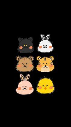 Kdrama, Hello Kitty, Headphones, Bullet Journal, Kpop, Wallpaper, Fictional Characters, Display, Backgrounds