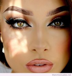Best makeup for green eyes and brown hair trends ideas black 39 s how to do good…