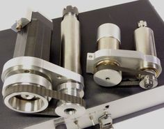 two small grinding and milling spindels - Home Model Engine Machinist
