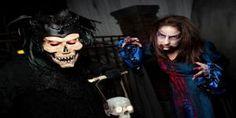 Gloria Estefan at Universal Studios Halloween Horror Nights