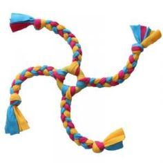 Afbeeldingsresultaat voor fleece toys #dogtoys