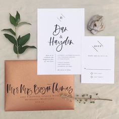 modern industrial + minimalism vibes with the new evelyn suite 🌿 Modern Wedding Invitations, Elegant Invitations, Wedding Invitation Design, Wedding Stationary, Invitation Wording, Invites, Wedding Paper, Wedding Cards, Our Wedding