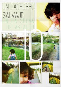 #IO, mi cachorro #salvaje en la selva de #asfalto  #child #cute #mexico #city #parenthood #fun #DF