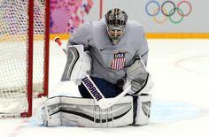 We're in good hands. - #LAKings' Jonathan Quick to start U.S. men's Olympic hockey opener. #Sochi2014 #MensHockey #USA