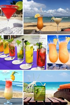 Grab a drink (or two!) and meet us on the beach at Breathless Punta Cana!