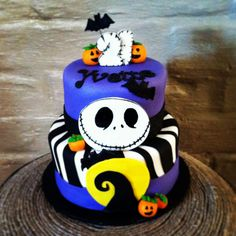 Nightmare Before Christmas Birthday Party Ideas Christmas
