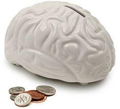 #ThinkGeek                #ThinkGeek                #Brain #Bank              The Brain Bank                                      http://www.seapai.com/product.aspx?PID=1806027