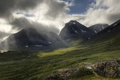 """Kebnekaise, Sweden - gorgeous! Part of a list of """"20 Places That You've Probably Never Heard of But Should Totally Visit"""""""