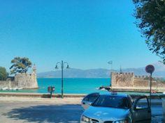 Summer at Nafpaktos West Greece
