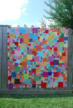Magic Numbers Quilt Top | Flickr - Photo Sharing!