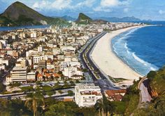 Leblon, Rio de Janeiro, 1970