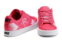 476 - Nike Sweet Classic Low Canvas ID Women - Pink