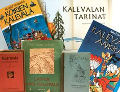 Kuvalähde: SKS kirjasto, kuva Eija Hukka Finland, Mythology, Cover, Books, Livros, Libros, Book, Blanket, Book Illustrations