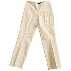 Pre-owned Ralph Lauren Pants ($216) ❤ liked on Polyvore