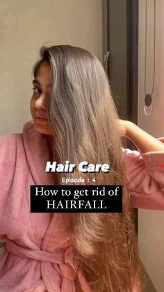 Homemade Hair Treatments, Diy Hair Treatment, Natural Hair Care, Natural Hair Styles, Long Hair Styles, Hair Tips Video, Hair Fall Remedy, Healthy Hair Tips, Healthy Hair Remedies