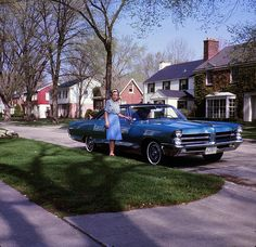 In With The New by The Pie Shops, via Flickr  1965 Pontiac Catalina 2 dr H'Top .