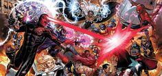 Vingadores vs X-Men finalmente chega ao Brasil http://www.osnavegadores.com.br/vingadores-vs-x-men-finalmente-chega-ao-brasil/