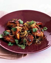 Lemongrass Chicken | A five-minute marinade allows the curry flavor to develop quickly.
