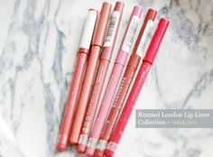 The Best Drugstore Lip Liners? | Blushing Giraffe Guest Post…