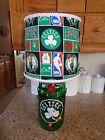 For Sale - 1.75 Lt Tangueray Liquor Bottle Lamp (Boston Celtics-Logo & Shade) - http://sprtz.us/CelticsEBay
