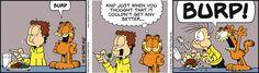 Garfield Comic Strip, May 26, 2016     on GoComics.com