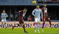 Las imágenes del Celta-Córdoba #FaustoRossi