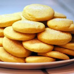 The Best Rolled Sugar Cookies. And in my opinion sugar cookies are a touchy thing. Vanilla Sugar makes 'em even better.