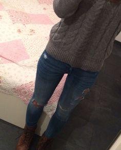 Jeans von Zara / Röhrenjeans / Stretch - kleiderkreisel.de