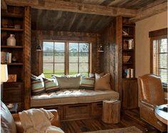 sports barn window seat and storage