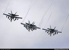 RAAF F/A-18 Hornet Flight