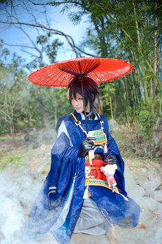ryuichi randoll(Ryuichi) MikazukiMunetika Cosplay Photo - WorldCosplay