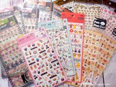 Lucy-Wonderland: kawaii stationery 4# #filofax #planner #stickers #journal #kawaii #stationery