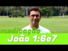 3 minutos com Pr. Ivan Saraiva - João 1:6e7 - YouTube