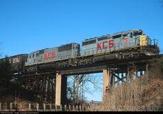 RailPictures.Net Photo: KCS 6610 Kansas City Southern Railway EMD SD40-2 at Wylie, Texas by David Hawkins
