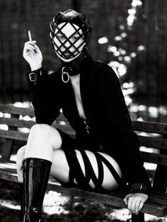 io voglio una maschera così *_*