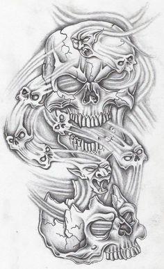 Tattoos Discover ten skullz by markfellows on DeviantArt Evil Skull Tattoo Skull Tattoo Design Tattoo Design Drawings Tattoo Sleeve Designs Skull Tattoos Tattoo Sketches Body Art Tattoos Hand Tattoos Sleeve Tattoos Evil Skull Tattoo, Skull Sleeve Tattoos, Tattoo Sleeve Designs, Evil Tattoos, Tattoo Design Drawings, Skull Tattoo Design, Tattoo Sketches, Hand Tattoos, Body Art Tattoos