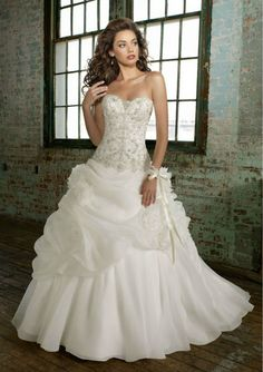 FTW Bridal Wedding Dresses Wedding Dresses Online, Wedding Dress Plus Size, Collection features dresses in all styles as well as more traditional silhouettes. Customize your bridal gown now! Wedding Dress Train, Sweetheart Wedding Dress, Gorgeous Wedding Dress, Princess Wedding Dresses, White Wedding Dresses, Bridal Dresses, Wedding Gowns, Bridesmaid Dresses, Ivory Wedding