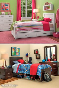 This Varsity Kids Collection has so many options for your kids room ...