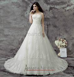 2014 nova chegada vestido de rendas ball casamento vestido sem alças fotos reais vestidos de noivas